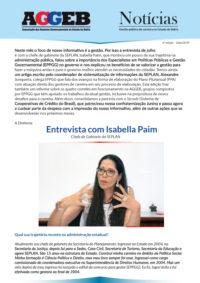 AGGEB Notícias - Julho 2019