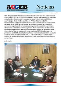 AGGEB Notícias - Junho 2019