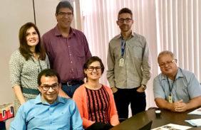 Diretoria da AGGEB acompanharam as duas reuniões realizadas pelo Comitê de Projetos Especiais e pelo Comitê de Fomento e Integração Social, na SEI e na Saeb.