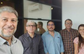 AGGEB se reúne com representantes das diretorias da Asserf