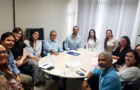 EPPGG se reúnem com representantes do Conselho Regional de Administração (CRA) e do Sebrae