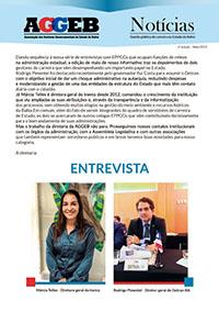 AGGEB Notícias - Maio 2019