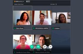 CEO faz nova reunião virtual e decide política de doações