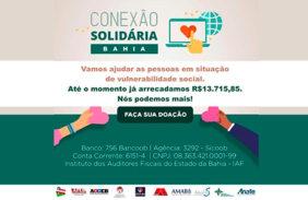 Segunda fase da campanha do CEO já ultrapassa R$13,7 mil em doações