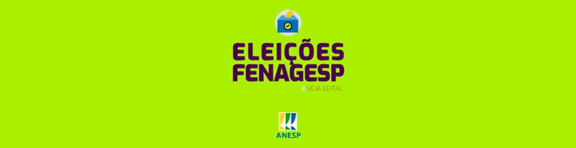 FENAGESP amplia prazo de inscrição para eleições