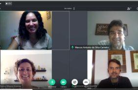 CEO faz nova reunião virtual