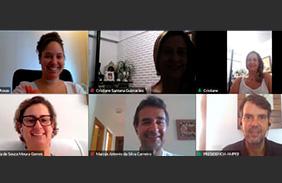 CEO tem nova reunião virtual